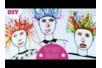 Portraits rigolos et colorés - Activités enfantines – 10doigts.fr