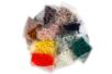 Perles rondes opaques et translucides - 1500 perles - Perles opaques 37222 - 10doigts.fr