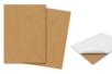 2 Feuilles de liège adhésif 21 x 29,7 cm (A4) - Épaisseur : 3 mm - Liège 27911 - 10doigts.fr