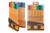 20 feutres Stabilo Pen pointe fine (largeur de trait = 0,4 mm) - Feutres fins 07590 - 10doigts.fr
