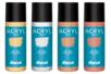 Acryl Métal 80 ml - set de 4 couleurs - Acrylique Métallisée 31107 - 10doigts.fr