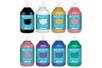 Acryl Nacrée 250 ml - set des 8 couleurs - Acrylique Nacrée 31106 - 10doigts.fr