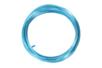 Fils en aluminium bleu clair - L : 2 m - Ø 2 mm - Bijoux en fil alu 13635 - 10doigts.fr
