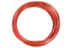 Fil en aluminium rouge - L : 2 m - Ø 2 mm - Fils aluminium 13633 - 10doigts.fr