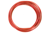 Fils en aluminium rouge - L : 2 m - Ø 2 mm - Bijoux en fil alu 13633 - 10doigts.fr