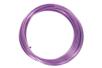 Fils en aluminium violet - L : 2 m - Ø 2 mm - Bijoux en fil alu 13639 - 10doigts.fr