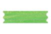 Ruban en satin vert (largeur 6 mm) - 20 mètres - Rubans et ficelles 19244 - 10doigts.fr