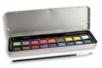 Boite aquarelle + pinceau  - Peinture Aquarelle 36031 - 10doigts.fr