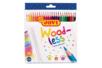 Boite de 24 crayons de couleur JOVI - Crayons de couleurs 35052 - 10doigts.fr
