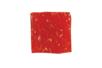 Mosaïques en pâte de verre 1 x 1 cm Rouge - 300 pces - Mosaïques pâte de verre 03237 - 10doigts.fr