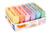 Pâtes à modeler JOVI - 6 pains de 50 gr (6 couleurs pastel) - Pâtes à modeler non durcissantes à l'air  35013 - 10doigts.fr
