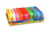 Pâtes à modeler JOVI - 10 pains de 50 gr (10 couleurs vives) - Pâtes à modeler non durcissantes à l'air  09069 - 10doigts.fr
