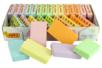 Pâtes à modeler 6 couleurs pastel - 30 pains de 50 gr - Pâtes à modeler non durcissantes à l'air  35055 - 10doigts.fr