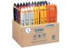 Crayons de couleur - Lot de 96 > Livraison en point de retrait Mondial Relay GRATUITE en commandant ce produit ! - Crayons de couleurs 02897 - 10doigts.fr