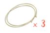 Collier tour de cou doré - Lot de 3 - Colliers et chaines 10470 - 10doigts.fr