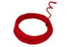 Corde jute 3 m - bordeaux - Cordes naturelles 32125 - 10doigts.fr