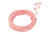 Corde jute 3 m - Rose - Cordes naturelles 32126 - 10doigts.fr