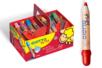 Crayons de couleur à la cire - Coffret de 36 crayons + 3 tailles-crayons GRATUITS  - Crayons de couleurs 11631 - 10doigts.fr