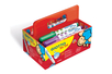 Feutres maxi super lavables Giotto School pack - Set de 36 - Dessin 04395 - 10doigts.fr