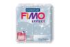 Fimo Effect 57gr - argent pailleté - N° 812 - Fimo Effect 02253 - 10doigts.fr