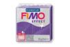 Fimo Effect 57gr - lilas pailleté - N° 602 - Fimo Effect 05833 - 10doigts.fr