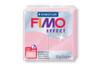Fimo Effect 57gr - rose pastel - N° 205 - Fimo Effect 16391 - 10doigts.fr