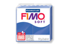 Fimo Soft 57gr - bleu brillant - N° 33 - Fimo Soft 05806 - 10doigts.fr