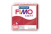 Fimo Soft 57gr - cerise - N° 26 - Fimo Soft 02235 - 10doigts.fr
