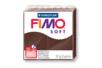 Fimo Soft 57gr - chocolat - N° 75 - Fimo Soft 05814 - 10doigts.fr