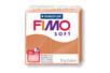 Fimo Soft 57 gr - Cognac - N° 76 - Fimo Soft - 10doigts.fr