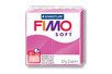 Fimo Soft 57gr - framboise - N° 22 - Fimo Soft 05803 - 10doigts.fr