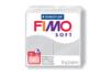 Fimo Soft 57gr - gris - N° 80 - Fimo Soft 02237 - 10doigts.fr