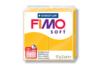 Fimo Soft 57gr - jaune soleil - N° 16 - Fimo Soft 05801 - 10doigts.fr