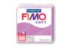 Fimo Soft 57gr - lavande - N° 62 - Fimo Soft 05811 - 10doigts.fr