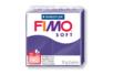 Fimo Soft 57gr - prune - N° 63 - Fimo Soft 05812 - 10doigts.fr