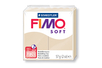 Fimo Soft 57 gr - Sahara - N° 70 - Fimo Soft 02238 - 10doigts.fr