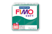Fimo Soft 57 gr - Vert sapin - N° 56 - Fimo Soft 05810 - 10doigts.fr