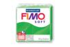 Fimo Soft 57gr - vert tropique - N° 53 - Fimo Soft 05809 - 10doigts.fr