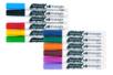 Marqueurs peinture - 12 couleurs assorties - Feutres Marqueurs dessin 14726 - 10doigts.fr