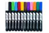 Marqueurs peinture - Set de 12 couleurs assorties (hors argent et or) - Feutres Marqueurs Dessin - 10doigts.fr