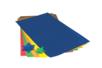 Papier vitrail 29,7 x 18,5 cm - Set de 10 feuilles - Papier Vitrail 35118 - 10doigts.fr