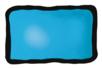 Peinture repositionnable Bleu clair - Flacon 80 ml - Peinture Verre et Faïence 10975 - 10doigts.fr