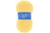 Pelote de laine Azurite jaune - Laine - 10doigts.fr