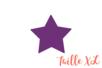 Perforatrice à levier étoile Jumbo XL - Taille découpe :  4.7 x 4.5 cm - Perforatrices fantaisies 14817 - 10doigts.fr