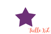 Perforatrice étoile Jumbo XL - Taille découpe :  4.7 x 4.5 cm - Perforatrices fantaisies 14817 - 10doigts.fr