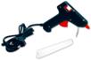 Pistolet à colle livré avec 2 bâtons de colle transparente - Accessoires de collage - 10doigts.fr