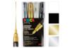 Marqueurs POSCA pointes extra-fines 1 mm PC1MC - Set de 4 - Marqueurs Posca - 10doigts.fr