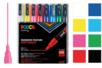 Marqueurs Posca pointes fines - 8 feutres couleurs vives - Marqueurs Posca 05766 - 10doigts.fr