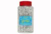 Pot saupoudreur de 400 gr de paillettes - Argent - Paillettes à saupoudrer 07314 - 10doigts.fr