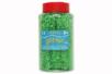 Maxi pot de paillettes à saupoudrer - vert - Paillettes à saupoudrer 07316 - 10doigts.fr
